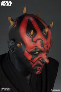 Gallery Image of Darth Maul Life-Size Bust