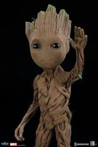 Gallery Image of Baby Groot Maquette