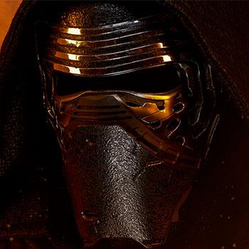 Kylo Ren Star Wars Life-Size Bust
