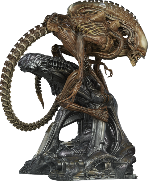 Sideshow Collectibles Alien Warrior - Mythos Maquette