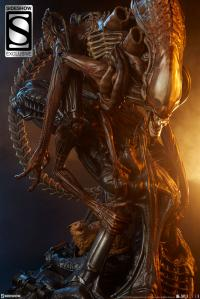 Gallery Image of Alien Warrior - Mythos Maquette