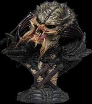 Predator Barbarian Mythos Legendary Scale™ Bust