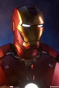Gallery Image of Iron Man Mark III Life-Size Bust