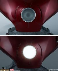 Gallery Image of Iron Man Mark III Life-Size Bust