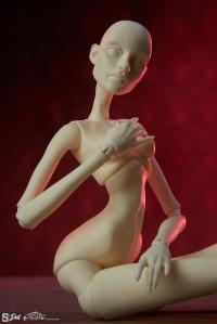 Gallery Image of Muse of Flesh: Spector Blank Collectible Doll