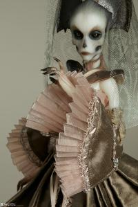 Gallery Image of Muse of Bone - Atelier Cryptus Doll