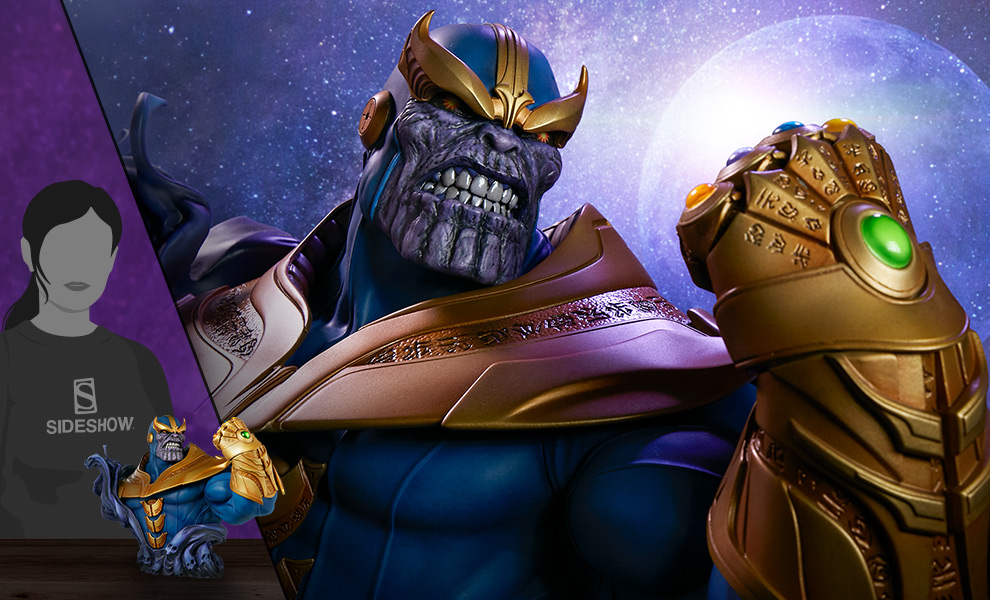 Gallery Feature Image of Thanos Bust - Click to open image gallery