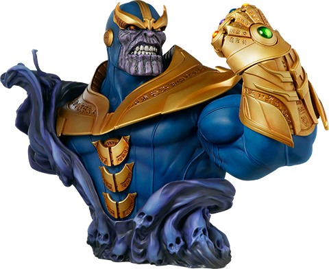 Sideshow Collectibles Thanos Bust