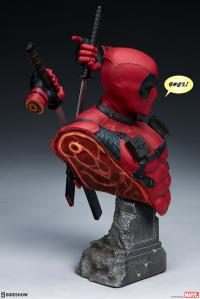 Gallery Image of Deadpool Bust