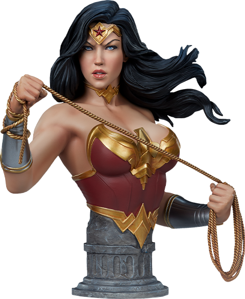 Sideshow Collectibles Wonder Woman Bust