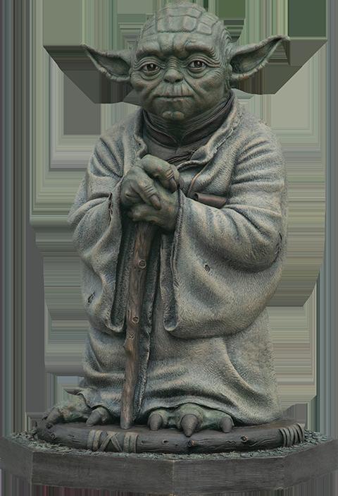 Sideshow Collectibles Yoda Bronze Bronze Statue
