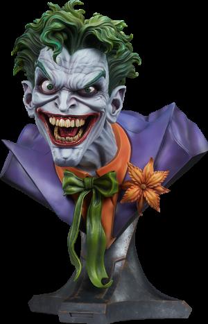 The Joker™ Life-Size Bust