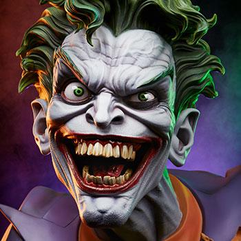 The Joker™ DC Comics Life-Size Bust