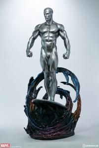 Gallery Image of Silver Surfer Maquette