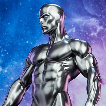 Silver Surfer Marvel Maquette