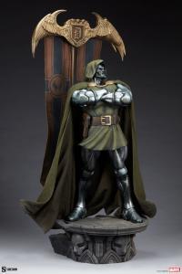 Gallery Image of Doctor Doom Maquette