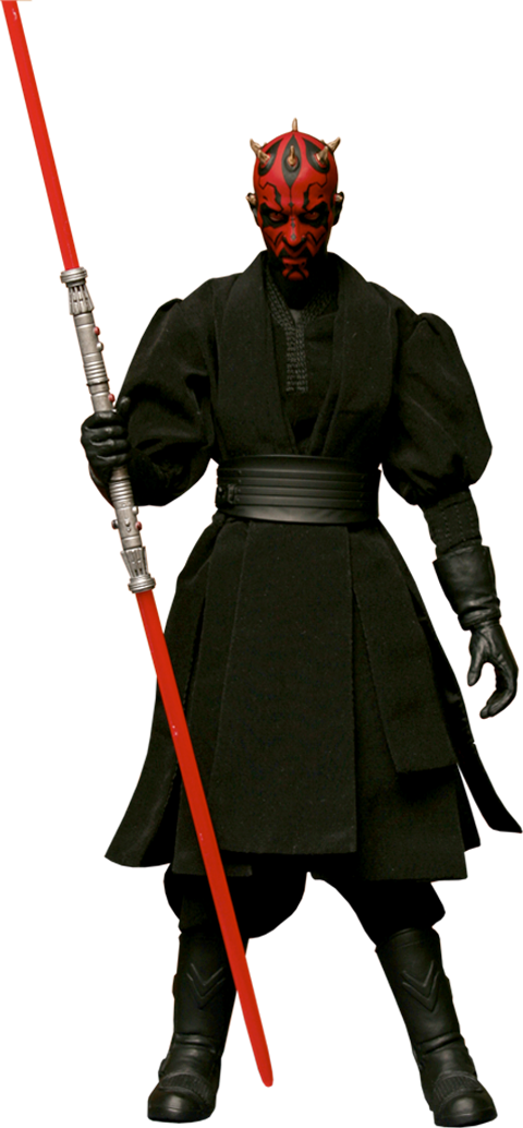 Medicom Toy Darth Maul Sixth Scale Figure