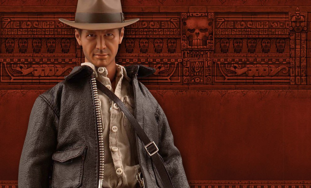 Gallery Feature Image of Indiana Jones Sixth Scale Figure - Click to open image gallery