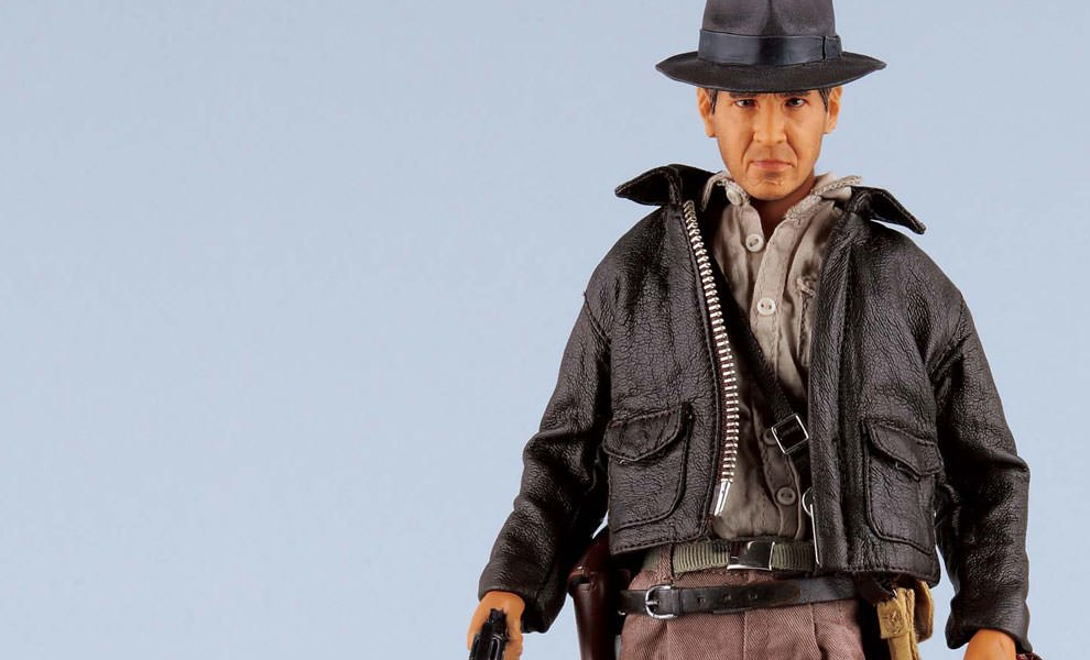Gallery Feature Image of Indiana Jones - The Kingdom of the Crystal Skull Sixth Scale Figure - Click to open image gallery