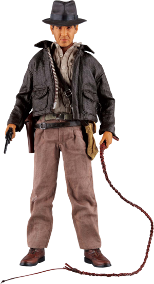 Indiana Jones - The Kingdom of the Crystal Skull Sixth Scale Figure