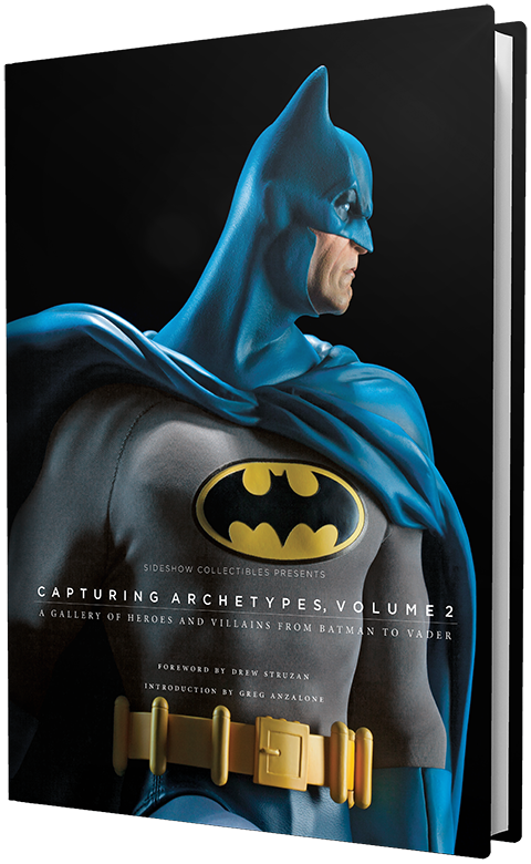 Sideshow Collectibles Capturing Archetypes Volume 2  Book