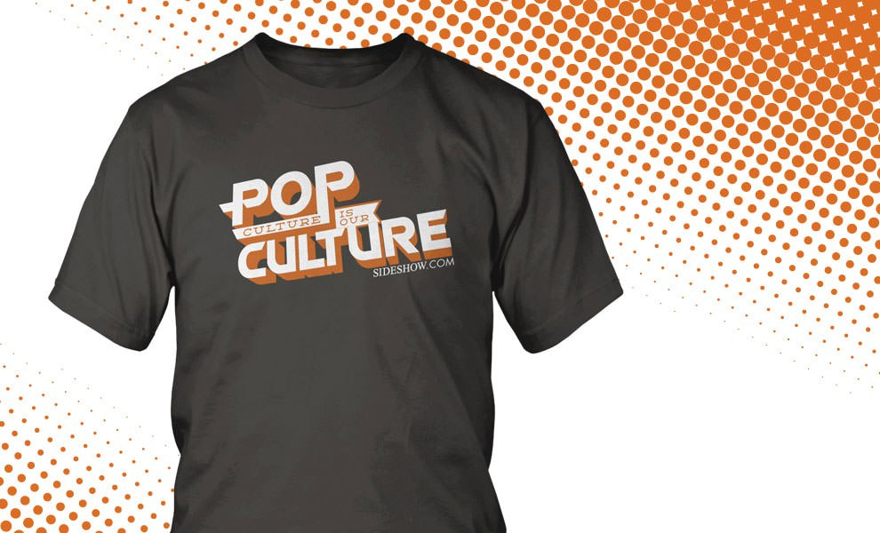 Gallery Feature Image of Pop Culture T-shirt Apparel - Click to open image gallery