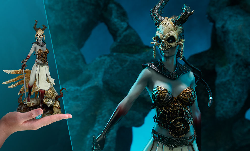 Gallery Feature Image of Kier - Valkyries Revenge Figure - Click to open image gallery