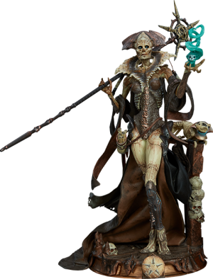 Xiall - Osteomancers Vision Figure