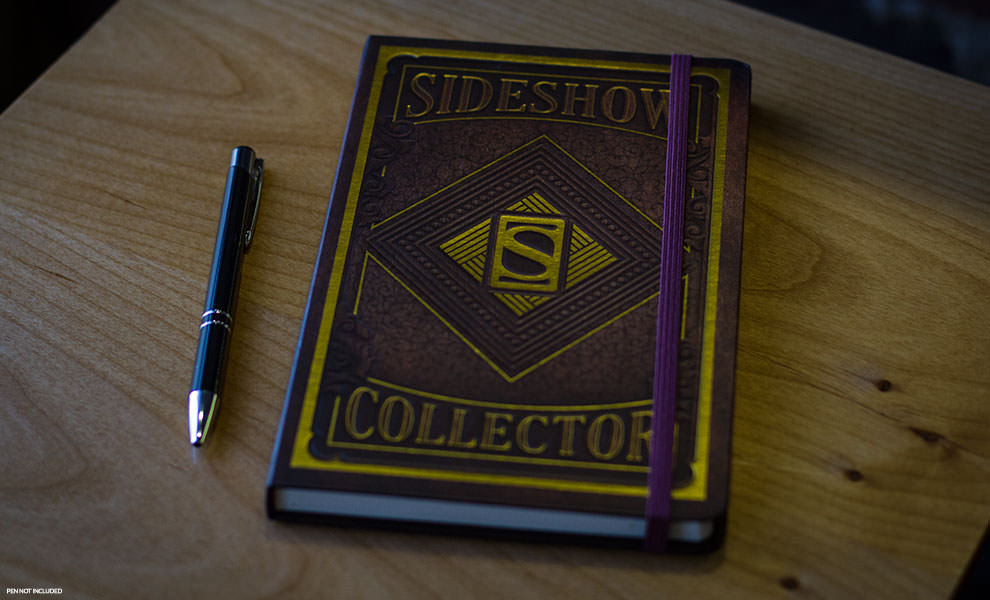 Gallery Feature Image of Sideshow Collector Notes Book - Click to open image gallery