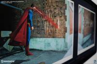 Gallery Image of Graffiti War Batman vs Superman Art Print