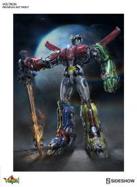 Gallery Image of Voltron Art Print