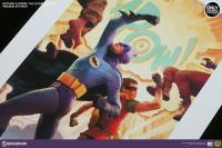 Gallery Image of Batman Robin The Dynamic Duo Art Print