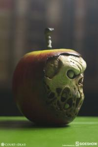 Gallery Image of Court of the Dead Skull Apple Prop Replica