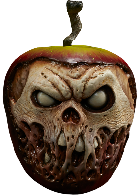 Sideshow Collectibles Court of the Dead Skull Apple Prop Replica