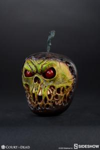 Gallery Image of Court of the Dead Skull Apple (Rancid Version) Prop Replica