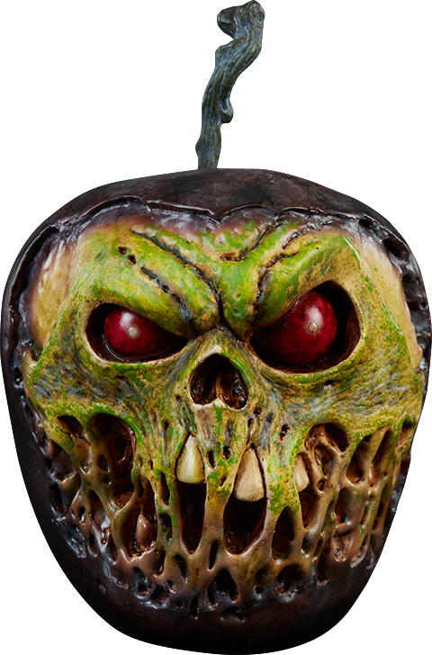 Sideshow Collectibles Court of the Dead Skull Apple (Rancid Version) Prop Replica