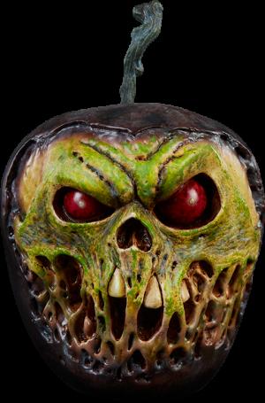 Court of the Dead Skull Apple (Rancid Version) Prop Replica