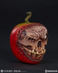 Gallery Image of Court of the Dead Skull Apple (Rotten Version) Prop Replica
