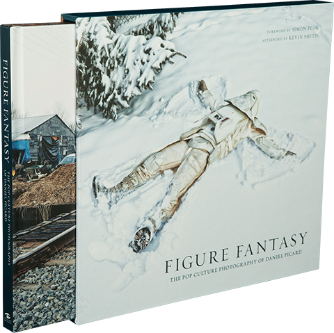 Sideshow Collectibles Figure Fantasy: The Pop Culture Photography of Daniel Picard Collectors Edition Book