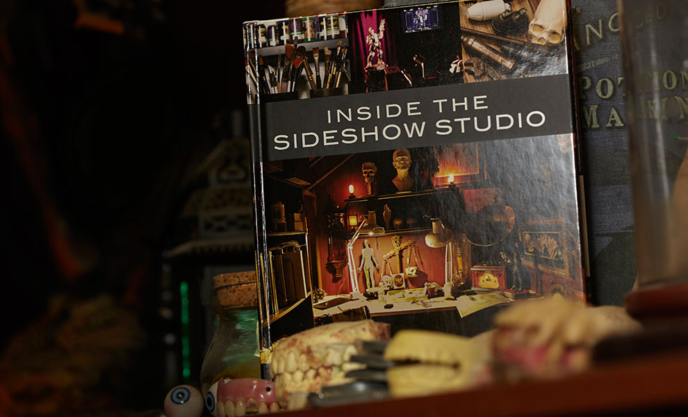 Gallery Feature Image of Inside the Sideshow Studio A Modern Renaissance Environment Book - Click to open image gallery