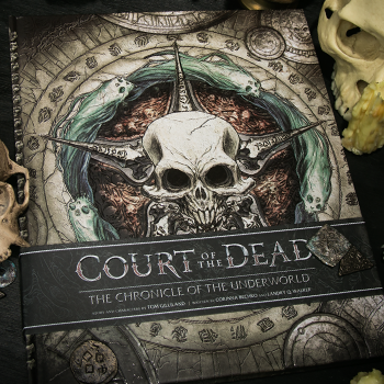 Court of the Dead The Chronicle of the Underworld Book