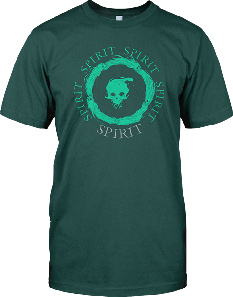 Sideshow Collectibles Spirit Logo T-Shirt Apparel