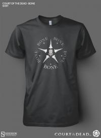 Gallery Image of Bone Logo T-Shirt Apparel