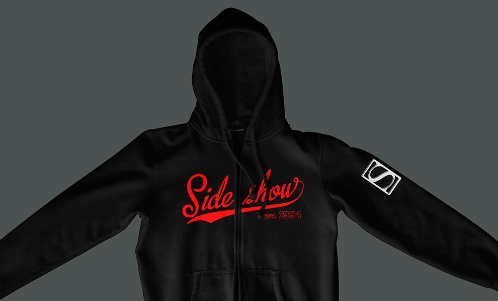 Gallery Feature Image of Sideshow Baseball Hoodie Apparel - Click to open image gallery