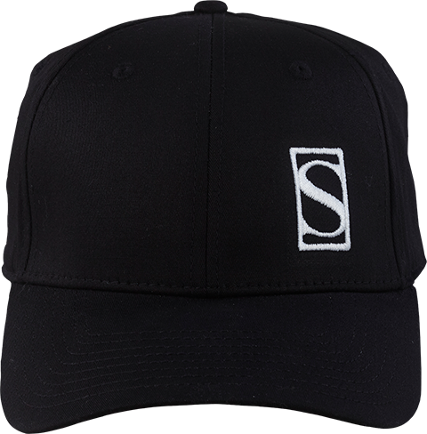 Sideshow Collectibles Sideshow Collectibles Logo Hat - Black Apparel