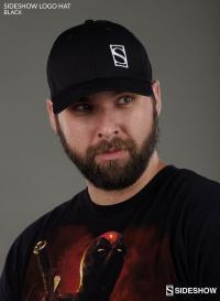 Gallery Image of Sideshow Collectibles Logo Hat - Black Apparel