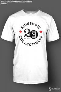 Gallery Image of Sideshow Collectibles 20th T-Shirt Apparel