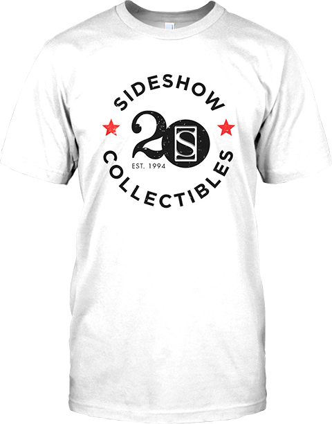 Sideshow Collectibles Sideshow Collectibles 20th T-Shirt Apparel