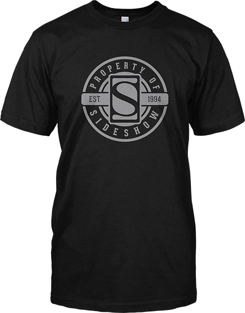 Sideshow Collectibles Property of Sideshow T-Shirt Apparel