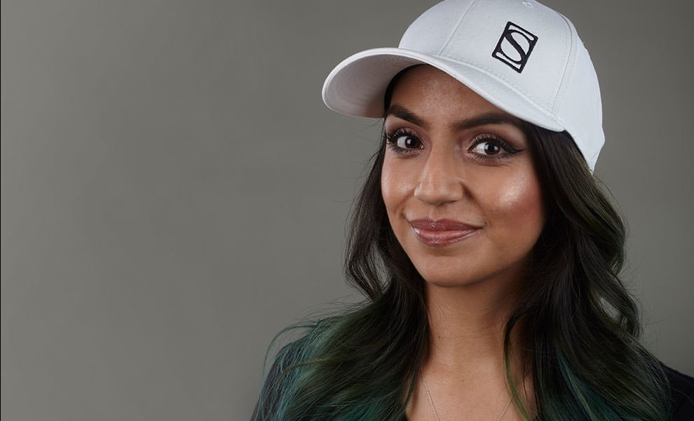 Gallery Feature Image of Sideshow Collectibles Logo Hat - White Apparel - Click to open image gallery